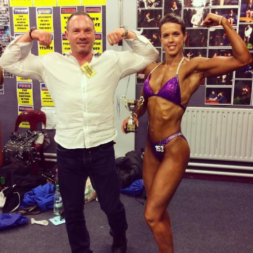 1st Place NABBA Auckland Bodybuilding Champs