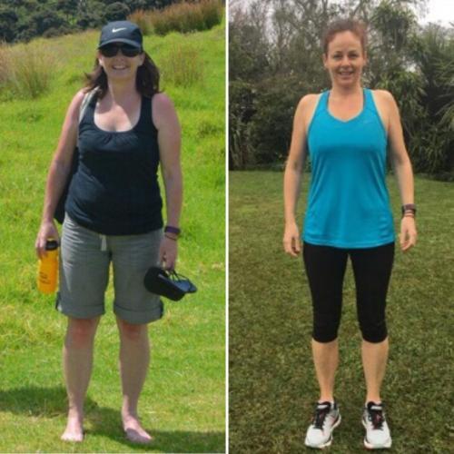 Simone 10 Wk Transformation